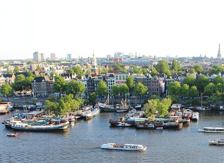 Amsterdam-City-Netherlands