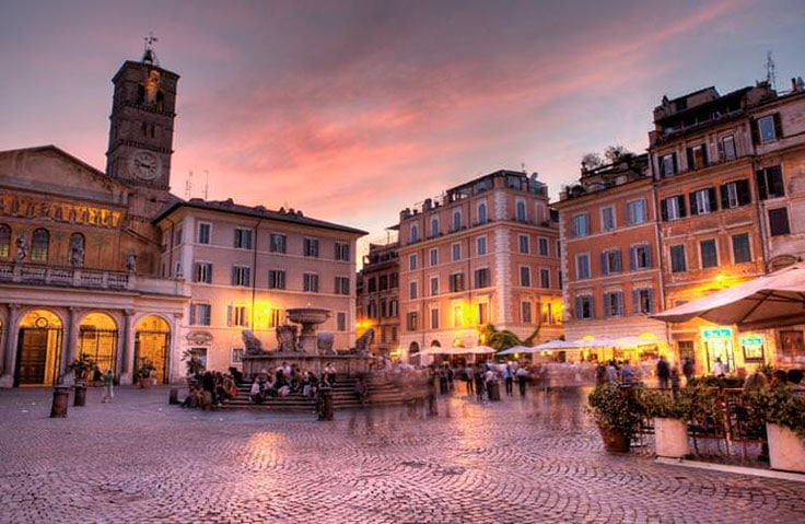 Rome-Italy-Nightlife