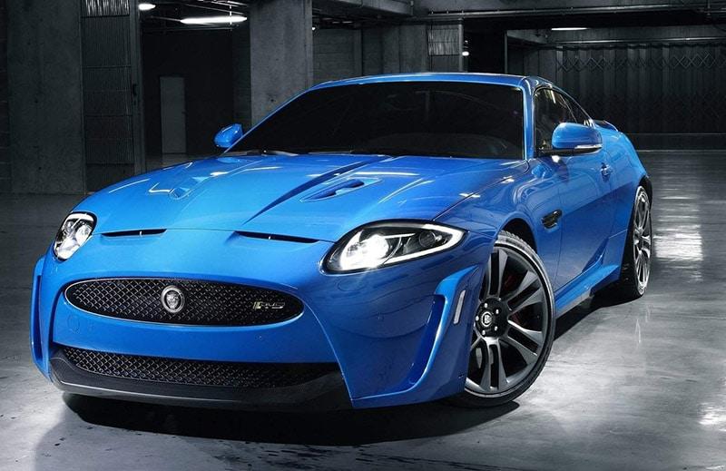 Jaguar-XKR-Supercharged