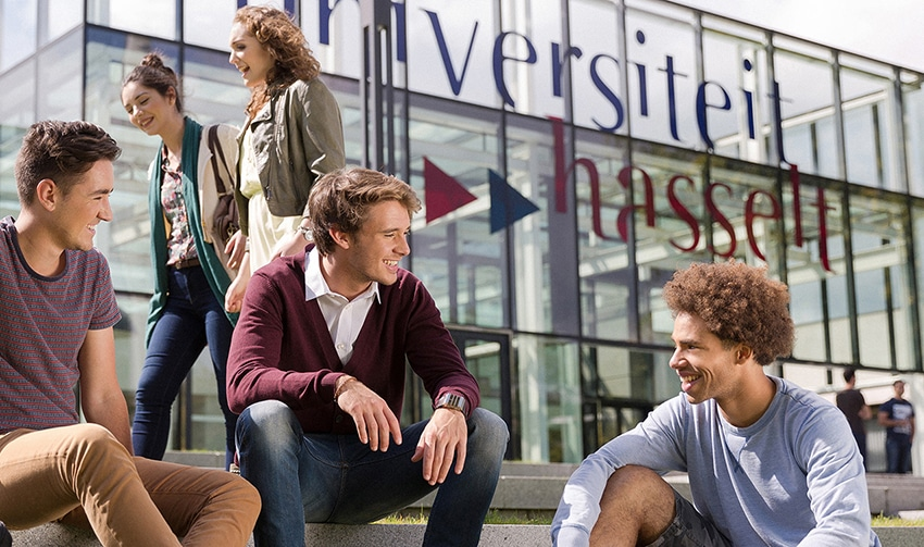Belgian-University-Students