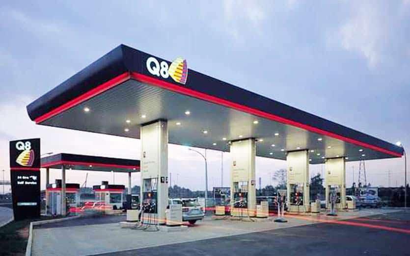 Q8 Kuwait Petroleum Corporation