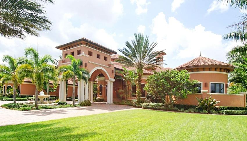 Brandon Marshall House