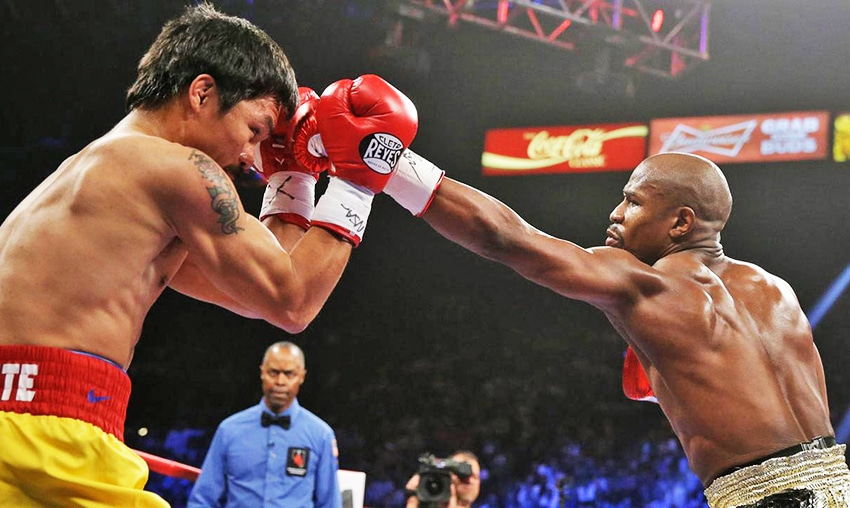 Floyd Mayweather vs Manny Pacquiao May 2 2015