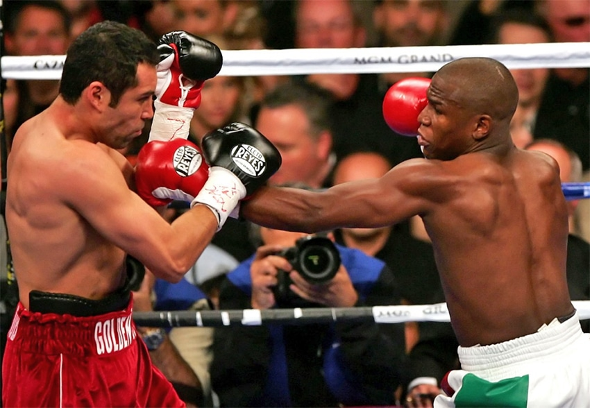 Floyd Mayweather vs. Oscar De La Hoya - May 5, 2007