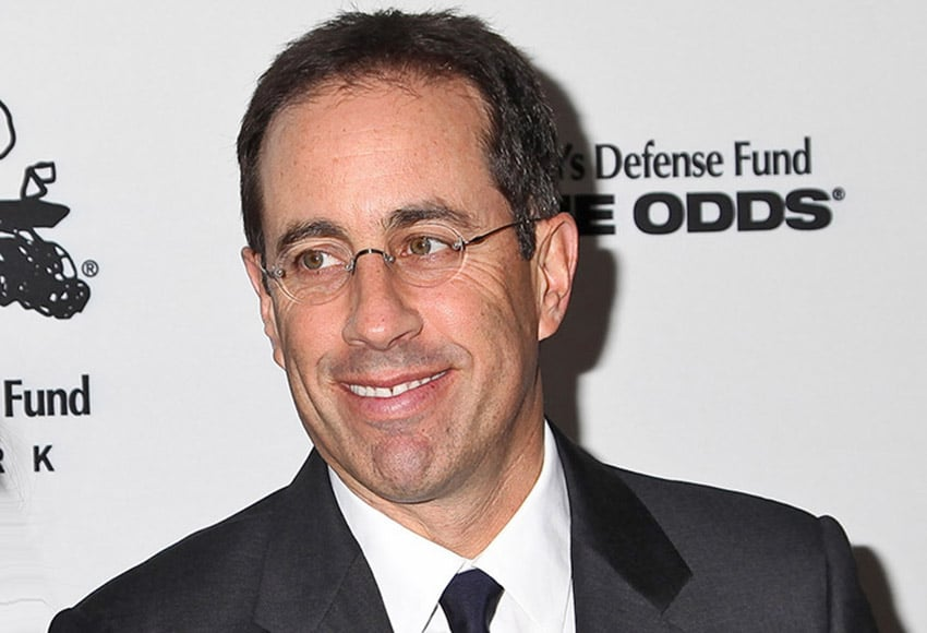 Jerry Seinfeld Salary