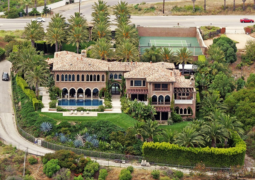 Cher has listed her Malibu mansion on the market once again for $45 million - in addition to her other homes in LA